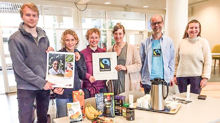 USN er Norges eneste fairtrade-universitet