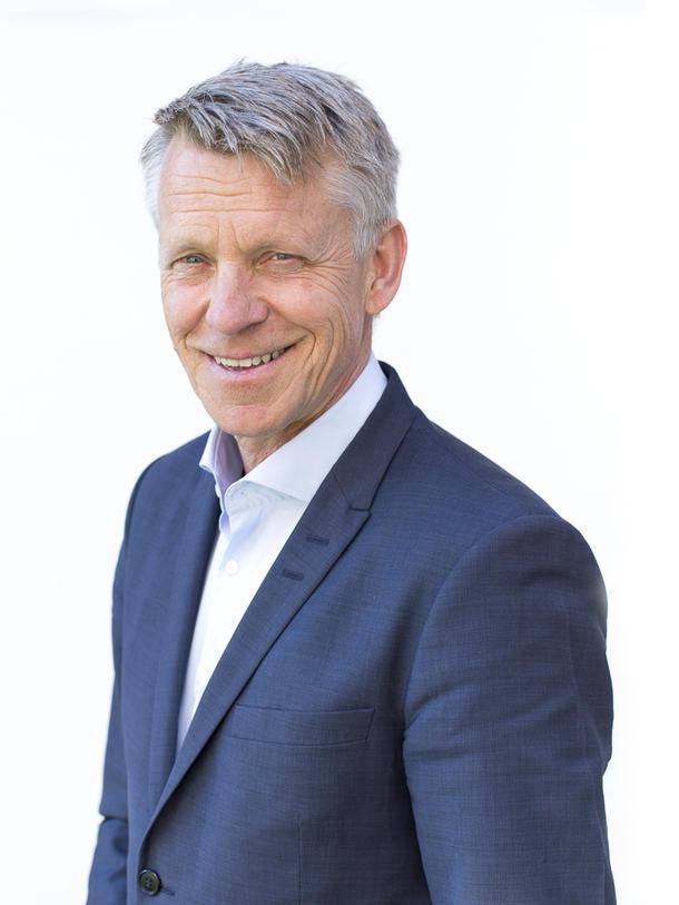 Pro rektor Nils Kristian Bogen leder styringsgruppen for fairtrade ved USN