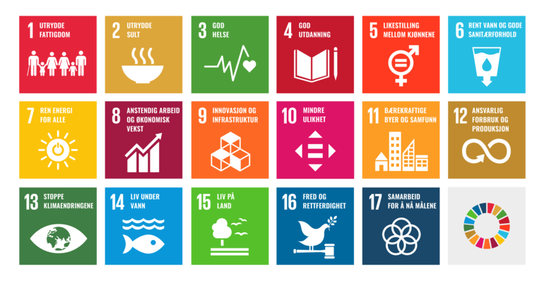 FNs Bærekraftsmål