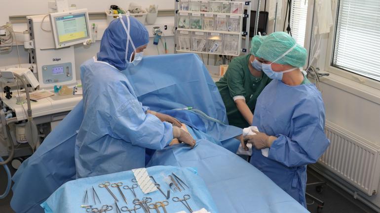 Operasjonssykepleiere i praksis