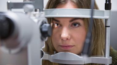 Student i optometri - videreutdanning