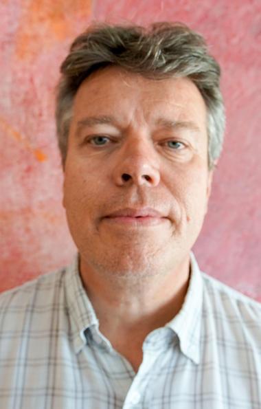 Karl Johan Gloppen, ansatt på USN Handelshøyskolen. Foto: USN