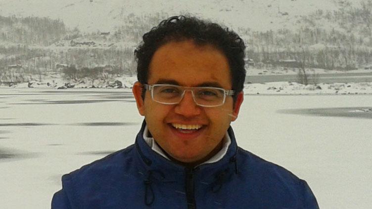 Mahmoud Abdelmeguid forsvarer sin avhandling i september
