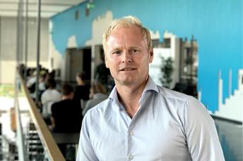Avdelingsdirektør for avdeling for forskning, innovasjon og internasjonalisering, Thomas Slagsvold