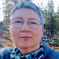 Gudrun Helgadottir - professor - photo