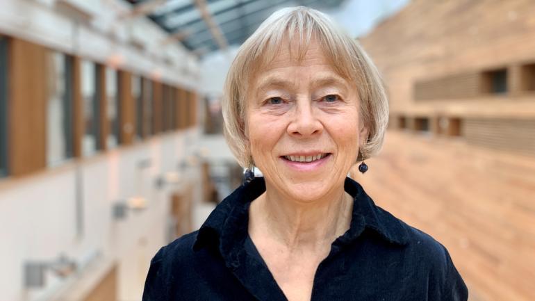 Ragnhild Elisabeth Lund er professor i engelsk