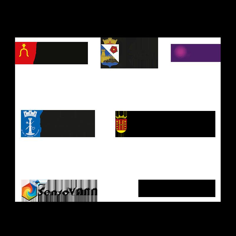 Logo for samarbeidspartnere i KOLS-prosjektet.