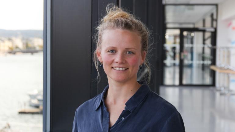 Sabrina Krogh Schmidt ph.d.-kandidat i person centered health care