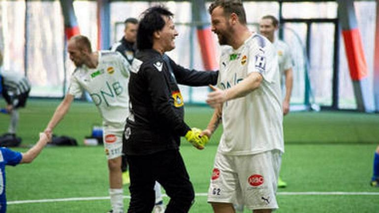 PROVES EFFECTIVE: The players who are a part of the street football teams experience a kind of unity and belonging that other types of aftercare struggle to give offer.