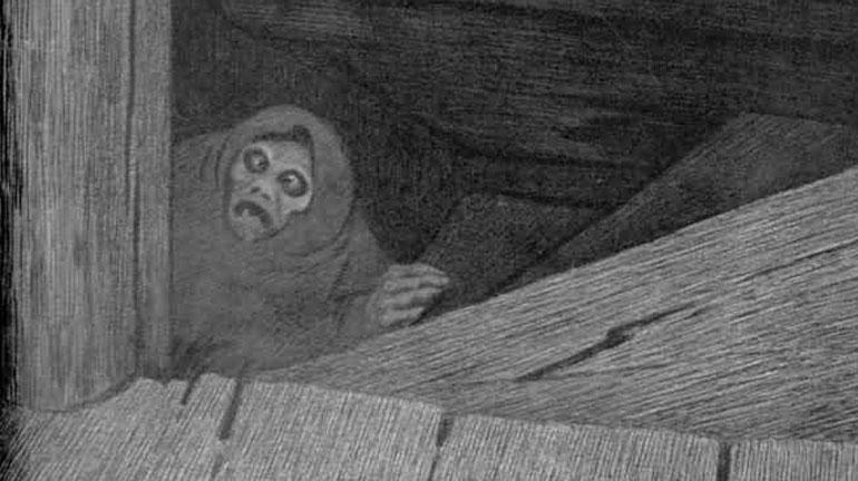 Theodor Kittelsens Pesta i trappen
