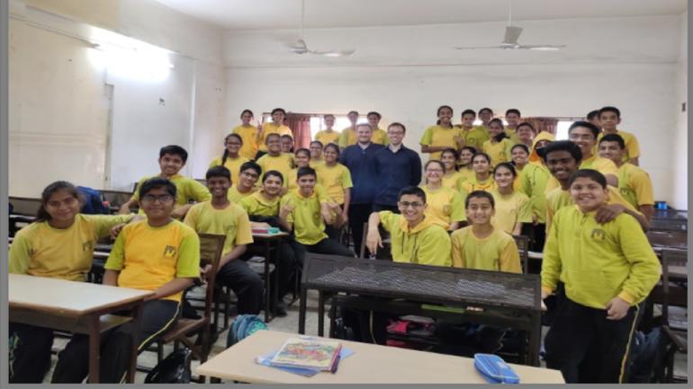 Sebastian sine opplevelser i India på utveksling