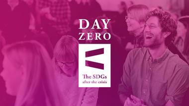 Day Zero. Logo