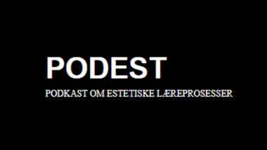 Logo til Podcast (ForEst)