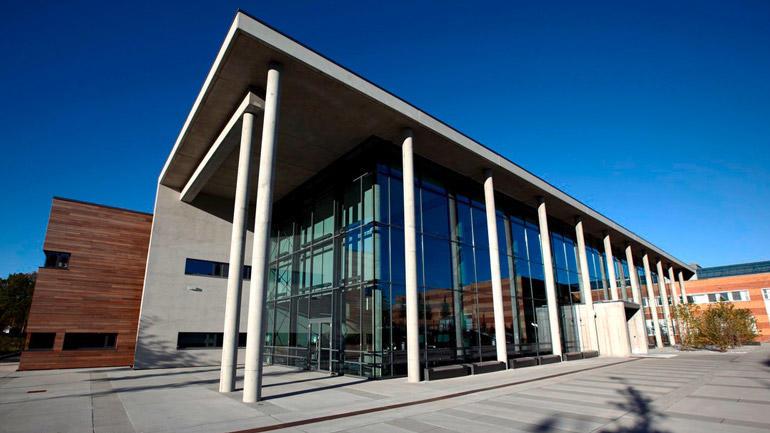 Campus Vestfold.
