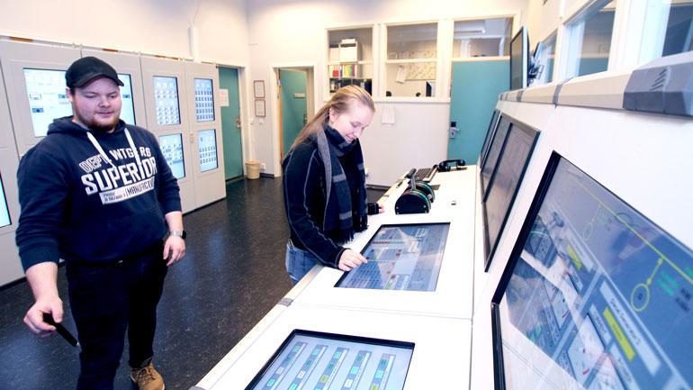 Vetle Kjønaas og Chartlotte Stang