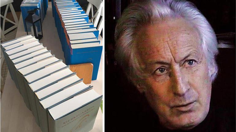 USN har mottatt en generøs bokgave av professor Alastair Hannay. Foto: UiO