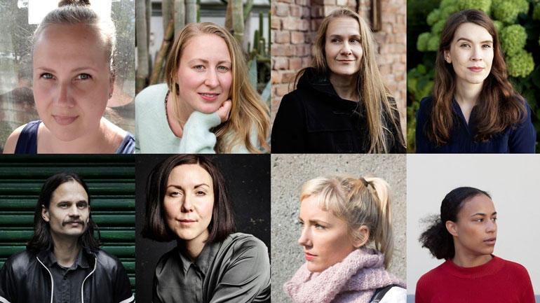 Forfatterdebutanter i 2020 og 2021