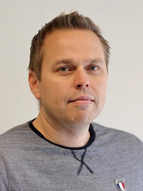 Førsteamanuensis Thomas Øyvang