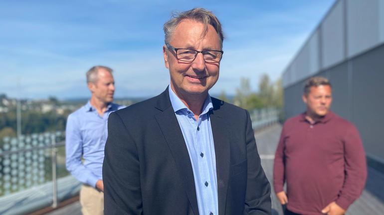 Joar Løhre er daglig leder i ECIT Solutions AS på Hønefoss, og medlem av IT-forum Ringerike.