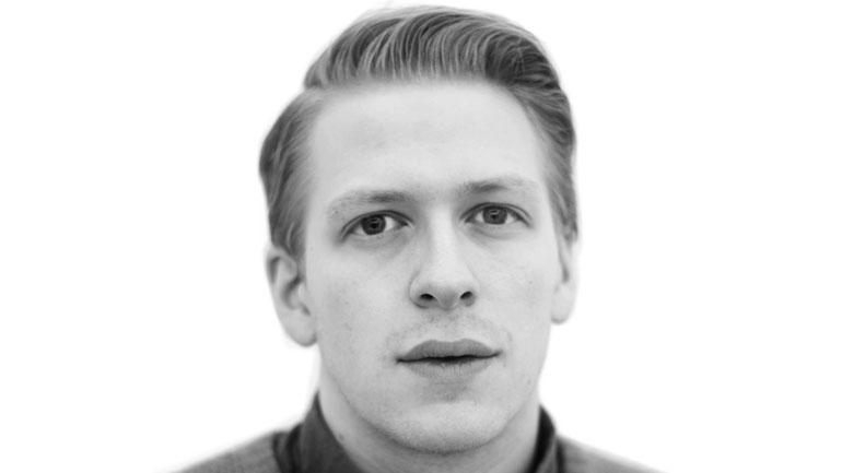 Skuespiller Petter Winther