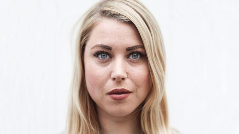 Skuespiller Lene Johansen Kløvstad