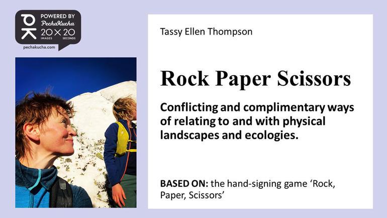 Tassy Thompson. Foto