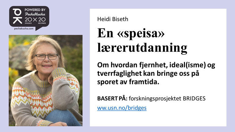 Heidi Biseth. Foto