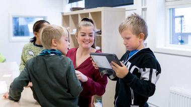Grunnskolelærerutdanning trinn 1 til 7