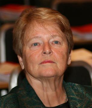 Gro Harlem Brundland 2009