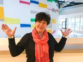 Ramona Lorentsen forklarer forskjellen på vernepleier og barnevernspedagog
