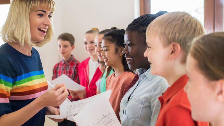 Som musikklærer skal du kunneformidlemusikkglede og musikkopplevelser til elevene dine (Foto: iStock)