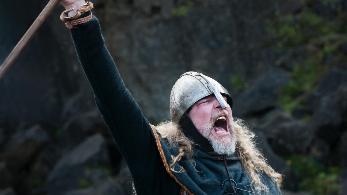 Viking - illustrerer viktigheten av å studere historie