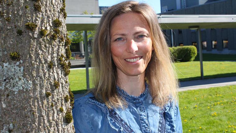 Visste du at vi har eget studentombud ved USN? – Jeg er her for alle studentene, så ta en telefon til meg eller send en mail, sier Cecilie Jurgens.