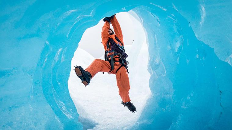 Hos oss kan du utdanne deg til å bli brefører og klatreinstruktør.