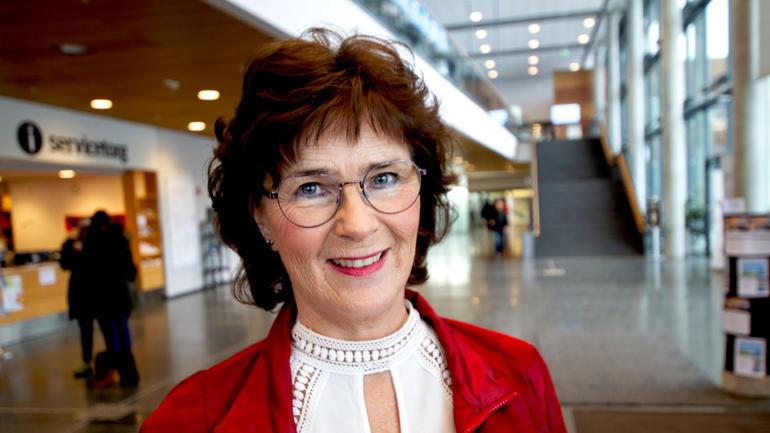 Anne Lind Jølstad er fagansvarlig for videreutdanning i operasjonssykepleie ved USN.
