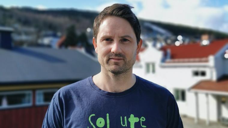 Rolf ramberg studerer barnehagelærer