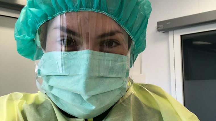 Sykepleier Kristine Louise Lein