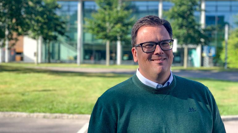 Førsteamanuensis Jarle Løwe Sørensen